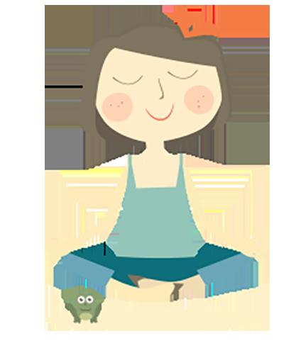 Una experiencia de meditación en el aula